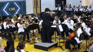 COLONY MIDDLE SCHOOL BAND TO PERFORM AT TCE